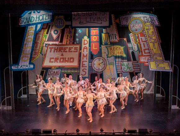 Show Photography: '42nd Street'