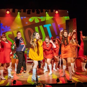 SHOW PHOTOS: 'Shout: A Mod Musical'