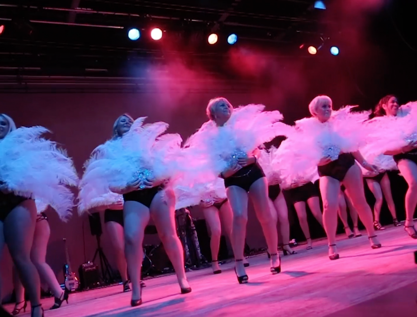 HIGHLIGHTS VIDEO: 'Stand Up To Cancer' Charity Gala