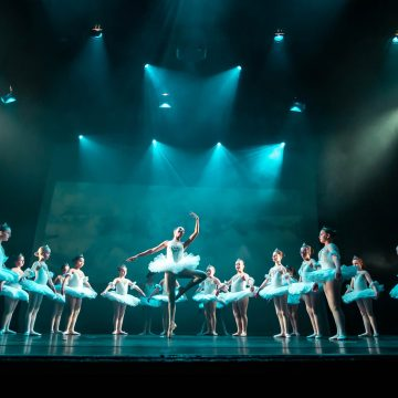 SNEAK PEEK: Whittaker's Dance School at the Grand Theatre Blackpool