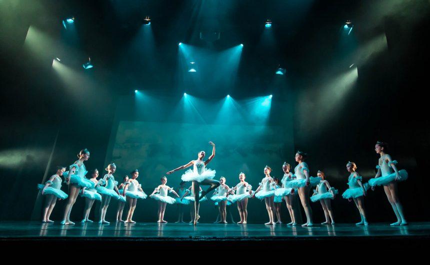 SNEAK PEEK: Whittaker's Dance School at the Grand Theatre Blackpool